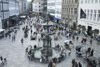 Kopenhagen Innenstadt (c) Magic Hour Films, Fortunvej 56, DK-2920 Charlottenlund, Demark