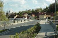 Blick von Bad Radkersburg nach Gornja Radgona (c) David Kranzelbinder