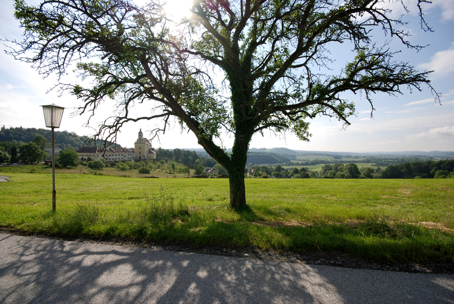 Feistritztal, Landschaftsschutzgebiet und baukulturelles Erbe in hoher Dichte