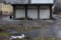 """""""Wer baut, denkt an die Zukunft !?"""" Kunsthalle Graz (c) Jani W. Schwob"""
