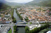 Ortsbild (c) Stadt Bruck/Mur