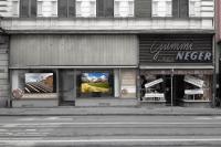 PopUpGallery Annenstraße. Junge Fotokünstler bespielen Leerstand (c) Martin Grabner