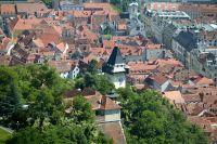 Schlossberg (c) Graz Tourismus – Harry Schiffer