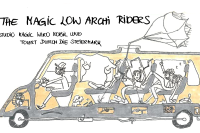 (c) THE MAGIC LOW ARCHI RIDERS