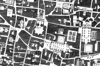 "Detail aus ""Pianta di Roma"" (1748) (c) commons.wikimedia.org"