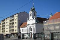 Die Welsche Kirche am Griesplatz, Foto: H.Glettler