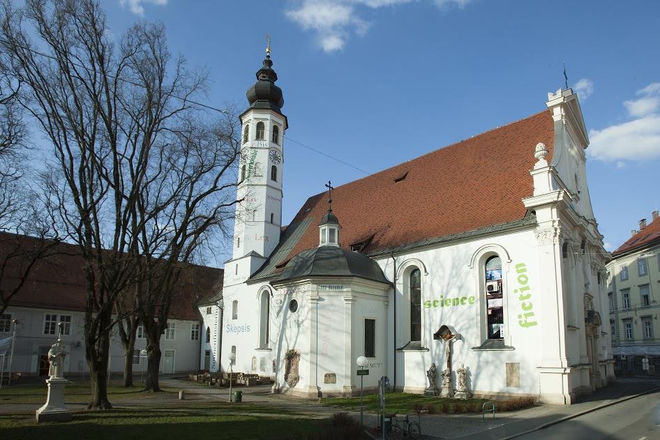 Pfarrkirche St. Andrä  © Henry Jesionka