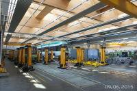 Die neue Hauptwerkstätte, (c) Holding Graz Linien