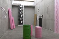 Heinrich Dunst, Performance 30. & 31. Oktober, 2014 (c) Alexander Koch, Courtesy der Künstler und KOW, Berlin